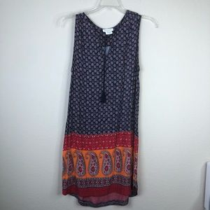 beach lunch lounge dress size large